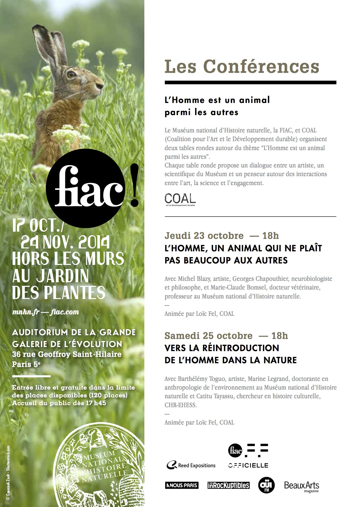 Fiac Hors Les Murs Au Jardin Des Plantes Jardinons Ensemble