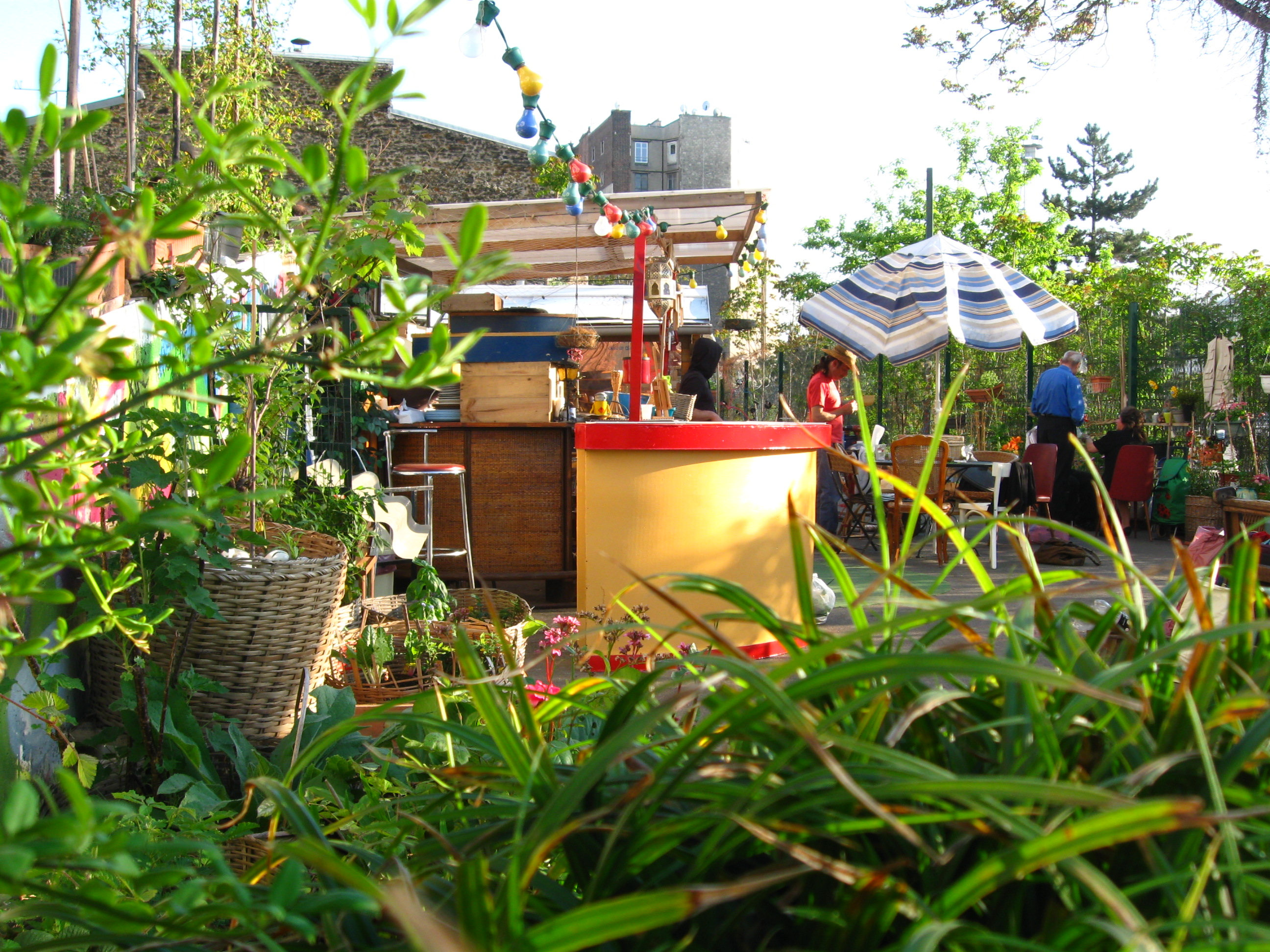 Ecobox jardinons ensemble for Jardin 75018