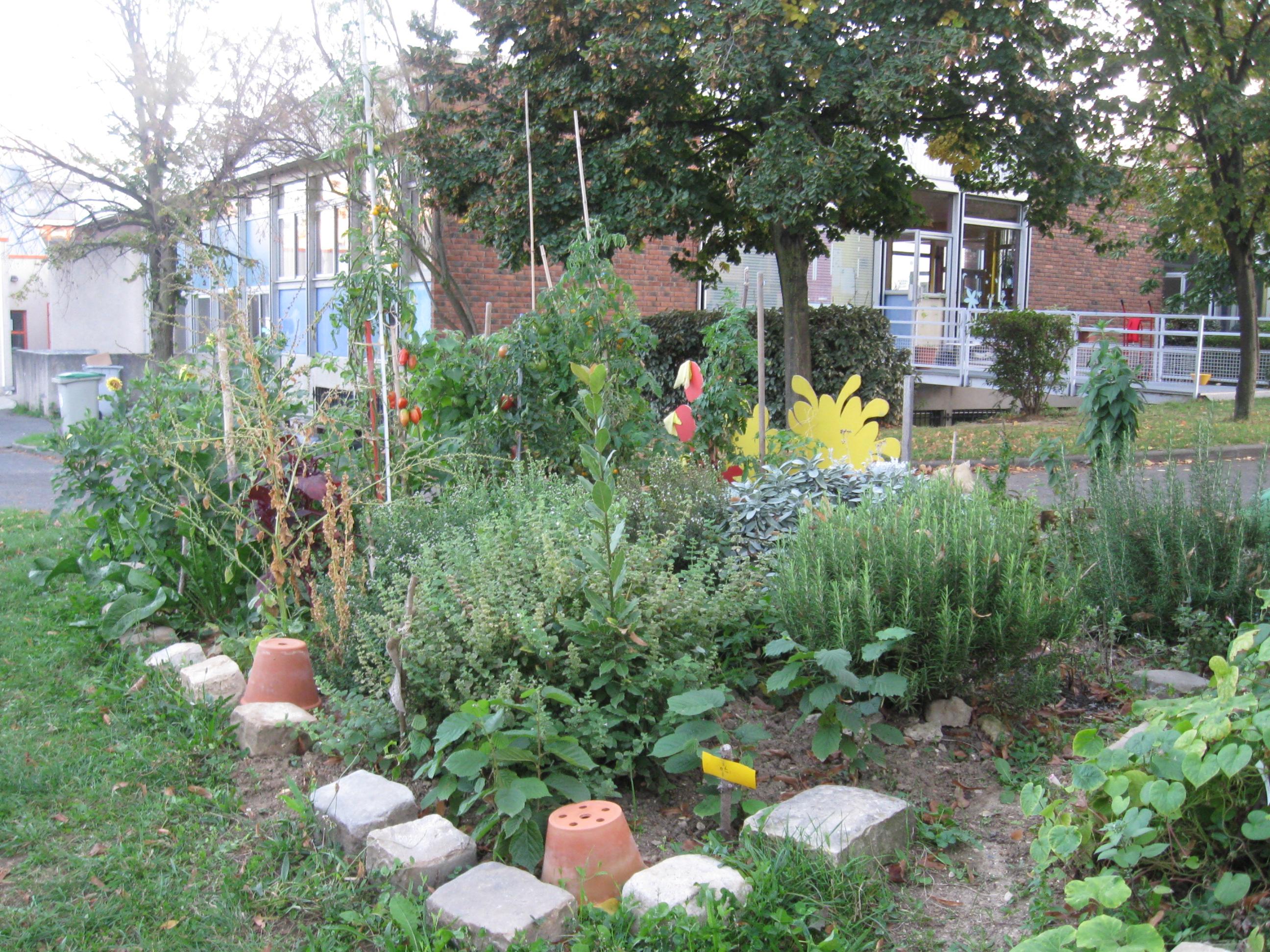 Jardin pour tous jardinons ensemble for Jardin pour tous